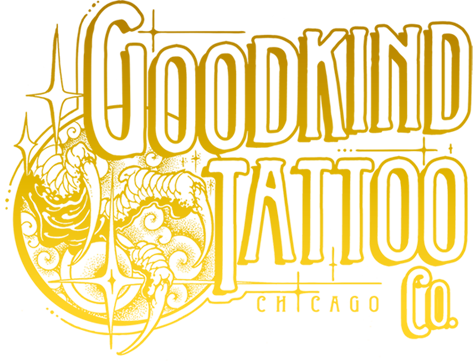 Goodkind Tattoo Shop Chicago Illinois | Walk-Ins Always Welcomed